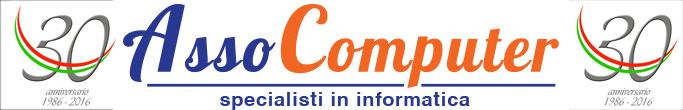 Asso Computer negozio informatica assistenza riparzioni pc notebook Magnago Busto Arsizio Legnano